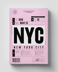 Let's go to New York – The Guide – Your ultimate guide on moving to New York City