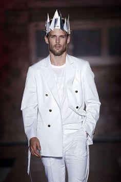 Male Fashion Trends: Antonio Miro Spring-Summer 2018 - 080 Barcelona Fashion