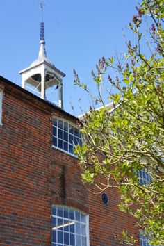 #WhitchurchSilkMill In Spring 2014