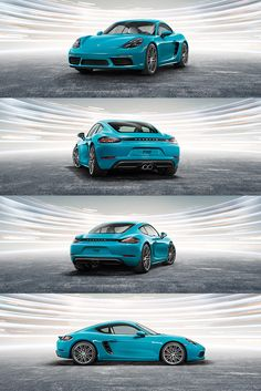 At first glance: sporty. At second glance: blown away. Learn more about the 718 Cayman here: www.porsche.com/718 Combined fuel consumption in accordance with EU6: 9.0-6.9l/100km; CO2 emissions: 184 - 158 g/km