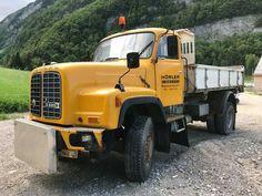 ▐ Saurer D 330B 4x4 #Saurer_D_330B _4x4 4x4, Hydraulic Ram, Box Bed, Dump Trucks, Austria, Jeep, Cool Photos, Germany, Classic