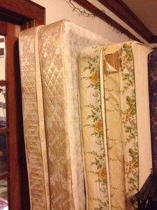 17 Best Mattress Disposal At Recycle It Images Bed Pads Old