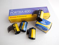 A great article off Japan Camera Hunter from 2012 talking about how film is not dead, The image showcases a couple of the really solid 35mm types of films Kodak is still making, for me, nothing tops the Portra 400. The grain is nearly impossible to see and yet you get so much flexibility with controlling the light. A good piece of film is like a good vinyl record; the quality is so hard to imitate with digital. #Kodak #Filmisnotdead #shootmorefilm