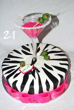 21st-birthday-cakes-martini Photo:  This Photo was uploaded by tiny_toon_adventures25. Find other 21st-birthday-cakes-martini pictures and photos or uplo...