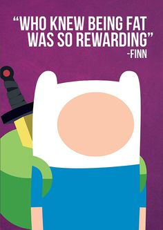Wall Paper Funny Cartoon Adventure Time 59 Ideas For 2019 Adventure Time Poster, Adventure Time Quotes, Adventure Time Wallpaper, Adventure Time Characters, Adventure Time Finn, Fin And Jake, Jake The Dogs, Geeks, Abenteuerzeit Mit Finn Und Jake