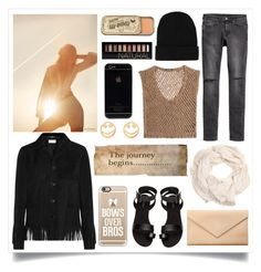 """""""Street Style"""" by madeinmalaysia ❤ liked on Polyvore"""