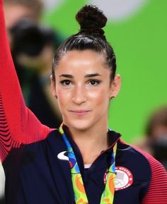 Aly Raisman and her amazing Rio all around performance :)
