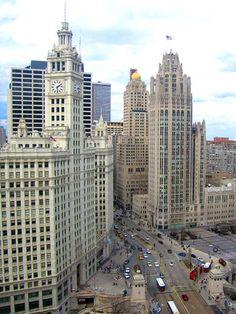 Michigan Ave, Chicago, IL