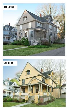 This week, catch the final reveal of this season's TOH TV Belmont Project House--an 1895 Queen Anne our crew added enormous curb appeal to with the addition of a stunning wrap-around porch.