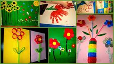 Προσχολική Παρεούλα : Φτιάχνοντας την Άνοιξη !!!!!!!!!!