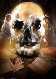 Skull illusion by Sven Sauer Illusion Paintings, Illusion Art, Memento Mori, Dark Fantasy Art, Dark Art, Burg Frankenstein, Spiritual Eyes, Skull Pictures, Halloween Festival