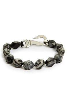 L. Jonas L. Jonas 'Snowflake' Bead Bracelet available at #Nordstrom