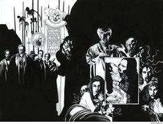 Mignola Dracula, terrible movie, great artwork. Topps comics, anyone remember them?