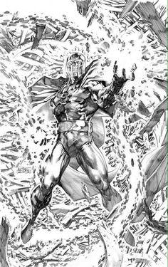 Magneto by Philip Tan #PhilipTan #Magneto #MaxEisenhardt #XMen #BrotherhoodofEvilMutants #ErikLehnsherr
