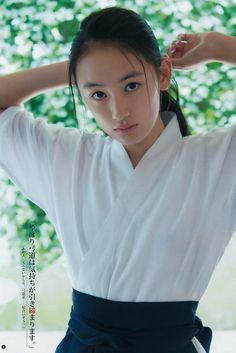 Yagi Rikako (八木莉可子) 2001-, Japanese Actress