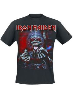A Real #Dead One por Iron Maiden camiseta  #bandmerchandise #heavymetal #ironmaiden