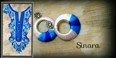 Silk Thread Earrings, Thread Jewellery, Diy Jewellery, Jewellery Making, Jewlery, Bangles, Bracelets, Quilling, Tassels