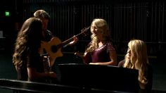 """The Willis Family Performs """"Heaven"""""""