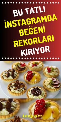 Turkish Recipes, Ethnic Recipes, Homemade Beauty Products, Beignets, Food Pictures, Cheesecake, Good Food, Food And Drink, Health Fitness