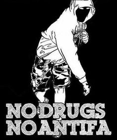 NO #Antifa Posters! Most cultures / scenes including punks hippies college hipsters are infested with #CulturalMarxist #ComuNazi losers. They are usually on heroin as well. lol. #AntifaDaddyIssues #AntifaIsATerroristOrganization #CommunismKills #CulturalMarxismIsCancer #OverfeminizationOfCrowds WeAreTheNewMedia.com