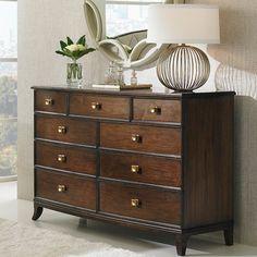 Crestaire Ladera 9 Drawer Dresser   Wayfair
