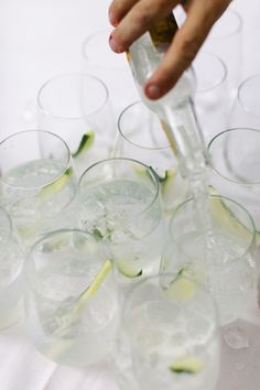 ... WEDDING Cocktails » on Pinterest | Champagne, Cocktails and Mojito
