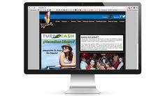 VIVA SATÉLITE: Diseño web para revista de Satélite.