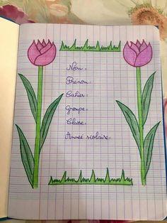 Flower Crafts Kids, Butterfly Crafts, Crafts For Kids, Front Page Design, Paper Background Design, Paper Art Design, Disney Drawings Sketches, Notebook Cover Design, Bullet Journal Writing