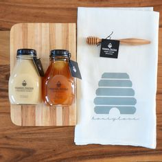 Honey Lover's Gift Set by QueenFarina on Etsy
