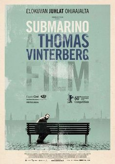 Submarino - Cinema poster design