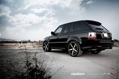 """Range Rover Sport   ACE Alloy   Couture 22"""""""