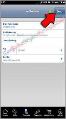 14 Best BCA Mobile: Cara Transfer Uang lewat Hp Bank BCA images | Bca, Cara, Transfer