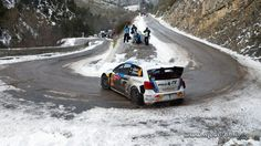 WRC 2013: Rallye Monte Carlo: Día 3