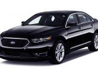 2016 Ford Fusion Black