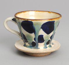 COFFEE DRIPPER FROM ENDO KILN (NDO-011) :: HICKOREE'S $27