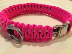 Paracord King Cobra dog collar