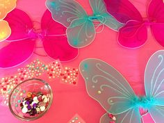 Wrapping Up Party Week: Winx Club Fairies | from My Blissful Space