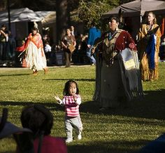 Native American Dance, via Flickr.