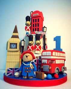 London - Cake by Hendry chen