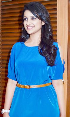 Bollywood Actress Parineeti Chopra who is having Cute smile has turns 25 years today. Visit : 4bollywoodlovers.com