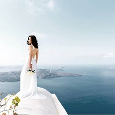 #SANTORINI #MAKEUP #HAIRSTYLING #SANTORINI #ASIAN WEDDING #FRONI #STAMATIADOY #MAKEUP -HAIRSTYLING #SANTORINI #