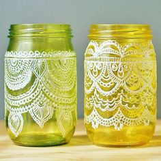 Morrocan Mason Lanterns - These Hand-Crafted Mason Jars from LITdecor Will Bring Easter to Your Home (GALLERY)