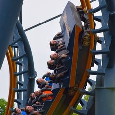Kings Island in Mason, Ohio | 19 Places In America That Will Blow Your Kids' Minds