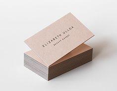 Elizabeth Ulloa, Branding & Website