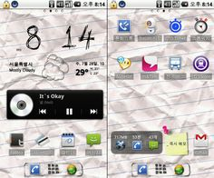 65 Best Android Beautiful Homescreens Images On Pinterest