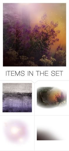 """""""Fading summer day"""" by kseniz13 ❤ liked on Polyvore featuring art, Summer and nature"""