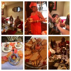 Phenomenal Ladies Night Poetry and Tea -  Remembering Maya Angelou! GREAT FOOD! GREAT AMBIANCE Most importantly! PHENOMENAL LADIES!