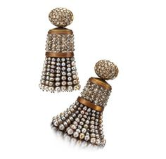 Tiffany & Co. Schlumberger Peridot & Diamond 'Garden' Pendant Brooch – Betteridge