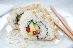 Kalifornische Küche Rezepte | Sushi Co