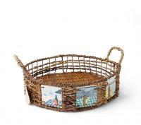 Cos Rotund Wicker Baskets, Cos, Picnic, Outdoor, Home Decor, Outdoors, Decoration Home, Room Decor, Picnics